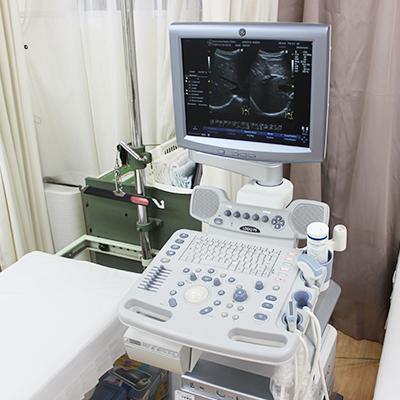 腹部超音波(エコー検査・要予約)